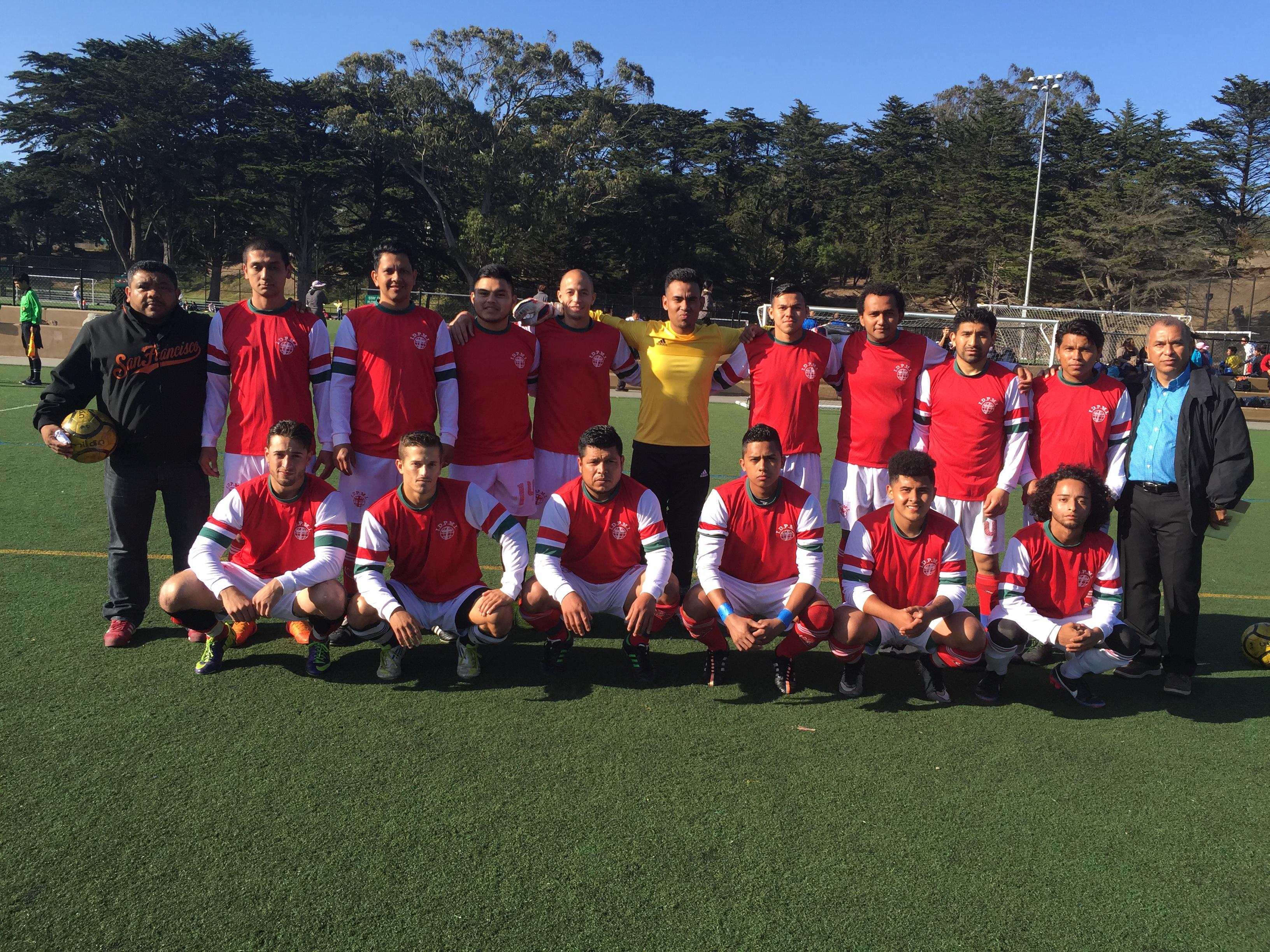Team MI San Francisco Campeon